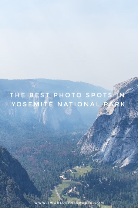 The best photo spots in Yosemite National Park. #Yosemite #photography #NorthernCalifornia #Nationalparks #usa #usanationalparks #usabucketlist #california #hikingandoutdoors