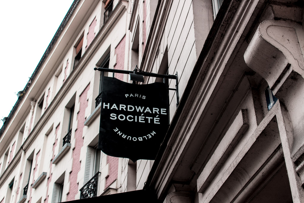 Don't miss out on the delicious lunch at Hardware Société.