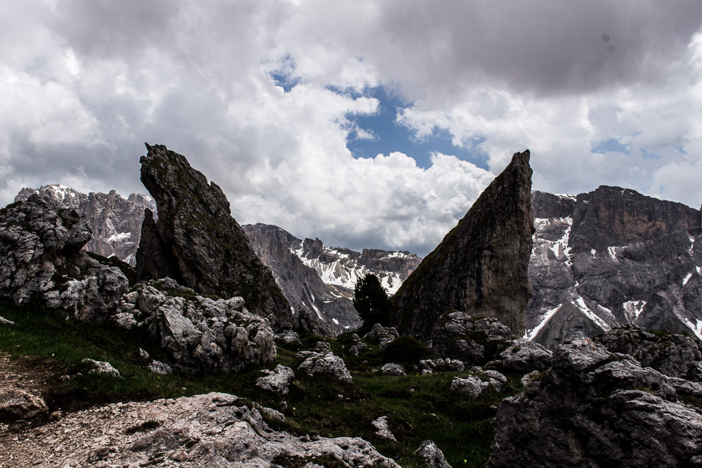 The Twin Spires of Pieralongia.