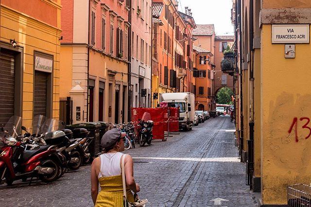 Bologna, Italy 🧡 #Bologna #Italy #honeymoon #twobluepassports #italiansummer #exploreitaly