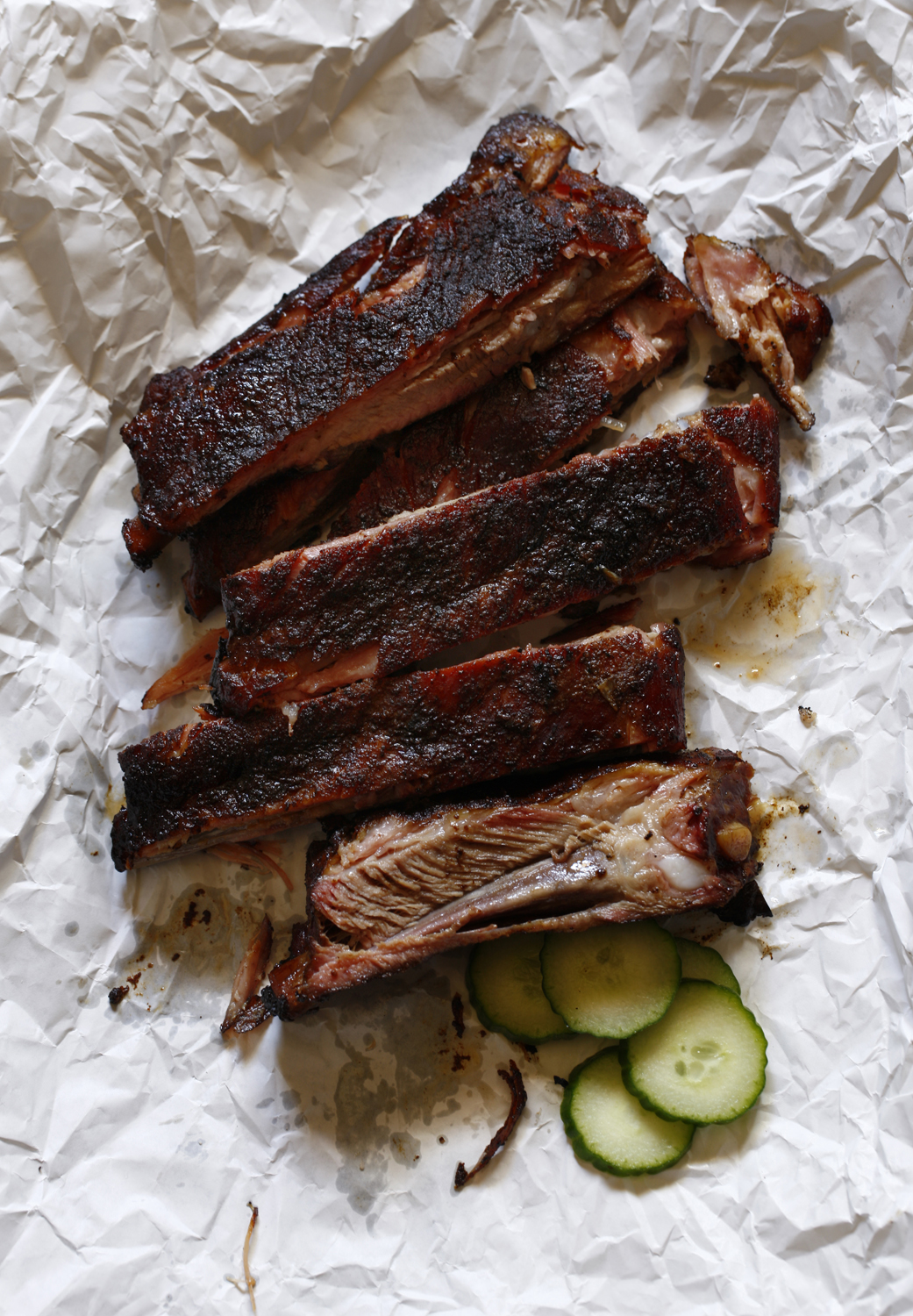 More Than Q- Slow Smoked Spare Ribs_7238.jpg