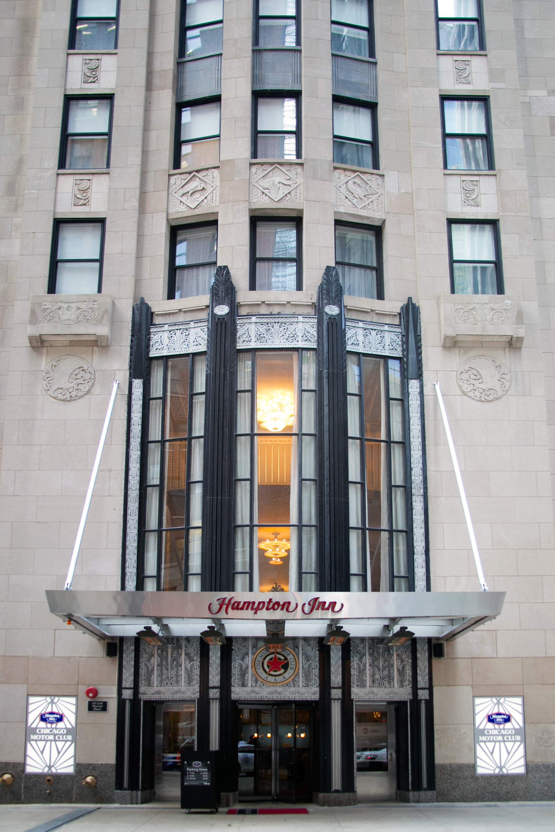 Hampton Inn, Chicago Motor Club - Chicago, IL Developed by MDG, Asset Management by MAM