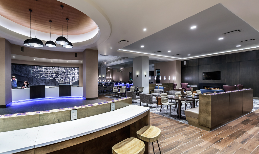 Cambria Hotel & Suites - Chicago, IL Developed by MDG, Asset Management by MAM