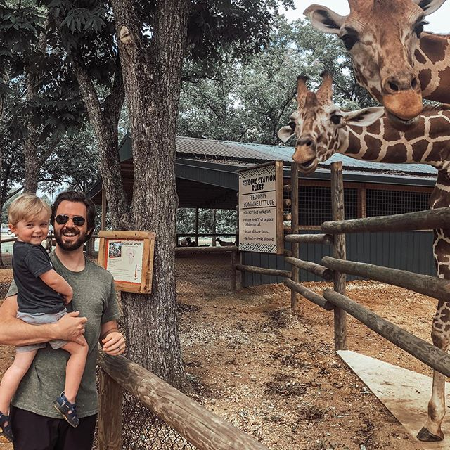 Soaking up every last minute with big brother by doing every fun thing we can imagine before our family grows and changes. 🦒🦓 🐪 🐦