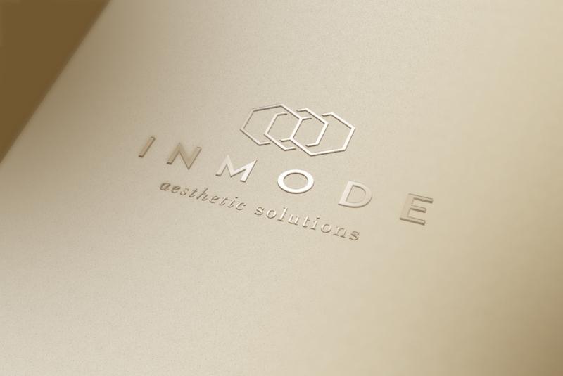 Metal Logo Inmode