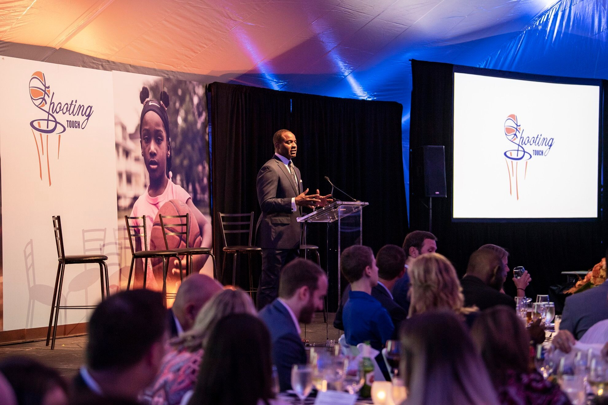 Shooting Touch Annual Gala - An evening to celebrate 10+ years of leveraging the power of basketball to educate and empower youth in need. Click here for more information.