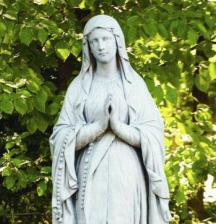 Outdoor Statuary - $10k