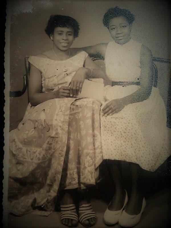 - Mama and Nana