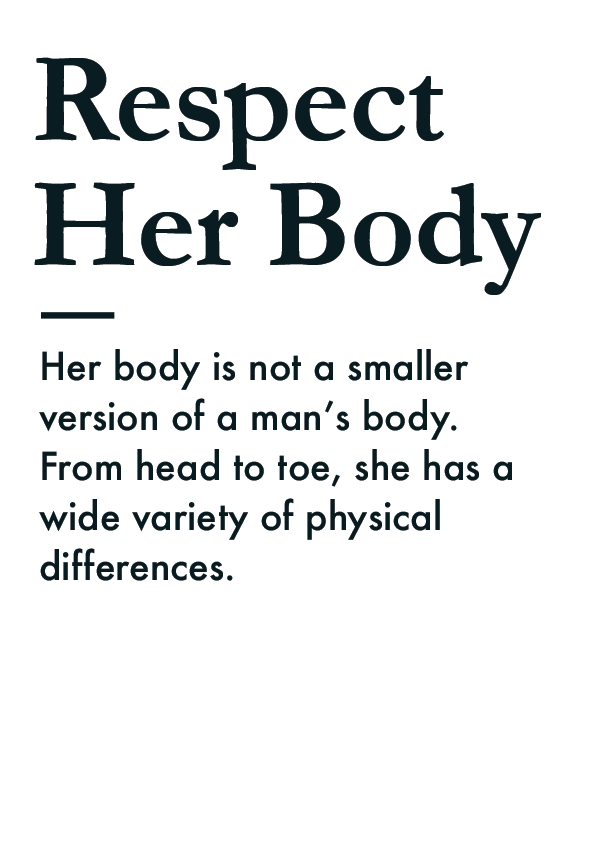 respect her body 4B collective