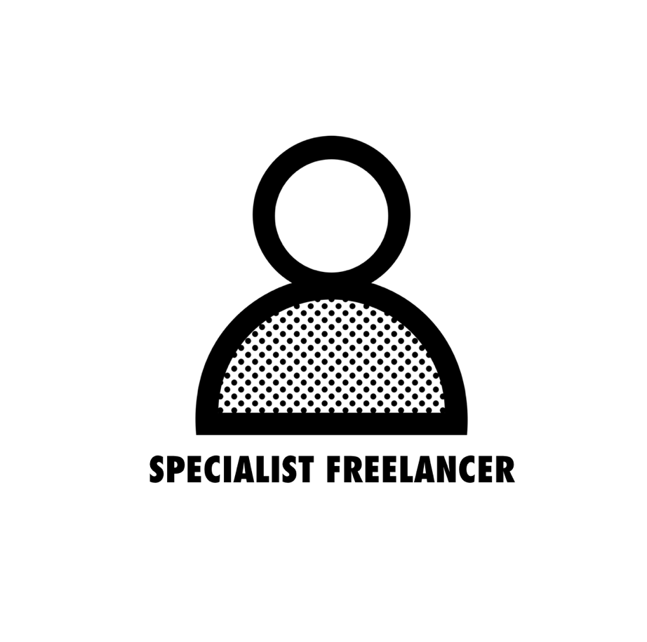 specialist FreelancerS - FSC Specialist Freelancers are multi-disciplinary talent specifically selected for internal client projects because of their skills-fit with the project. The FSC only recruits from its curated talent network, and trains and supports all of its freelancers to make sure they are the best in the market.