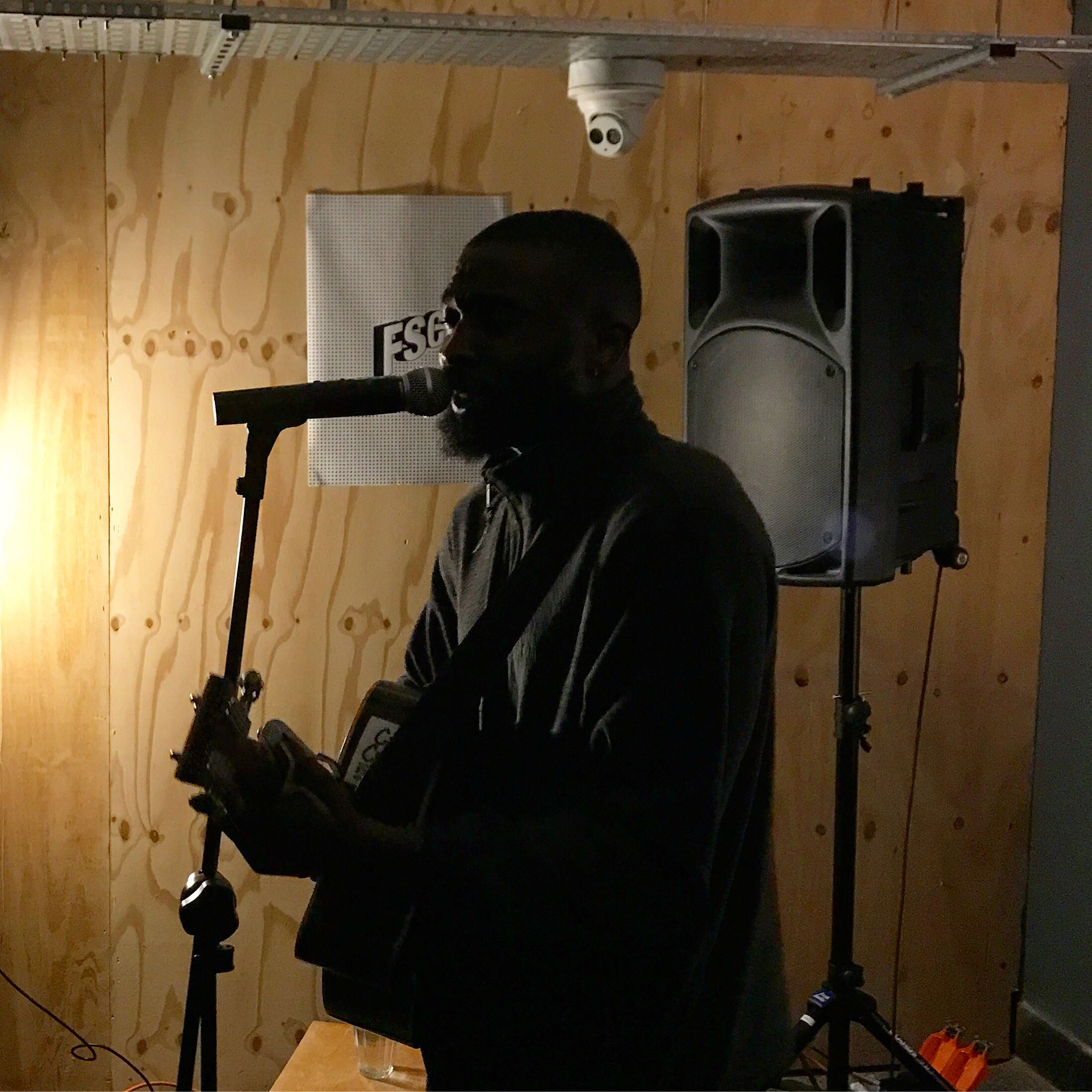 THE 100 party - The FSC hit 100 members! Well, 140 to be precise. We celebrated together on April 12th at Peckham Levels with amazing music from Nia Ekanem and Ella Bee and art from Urban Water-colourist Tom Newman and Poet The Writer.