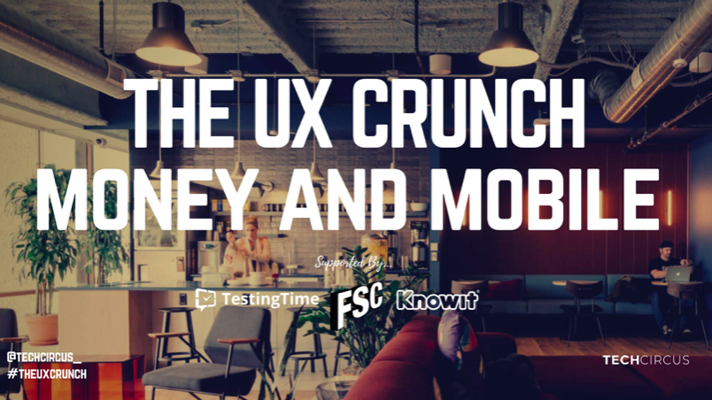 CRUNCHING IT - We're stoked to be sponsoring the UK's leading UX Meetup UX Crunch, hosted by Tech Circus. 250 UXers meet monthly to drive their discipline through best practice, ground breaking projects and troubleshooting. If you're attending one of their London events, come meet Avalyn to hear more about FSC and becoming a member.