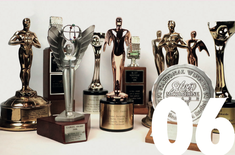 THE AWARDS AGENCY. - We will literally disregard every client need and are completely at ease seeing their brand fail in every other metric, as long as our peers like our little film with that techy thing on the side. There are cocaine parties to get to. Caring about anything else is banal.