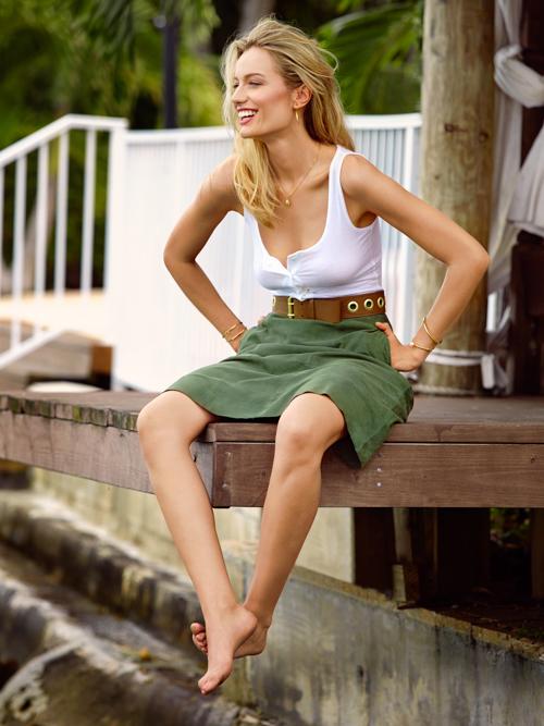 Fashion Editorial - Miami - Renata Zanchi