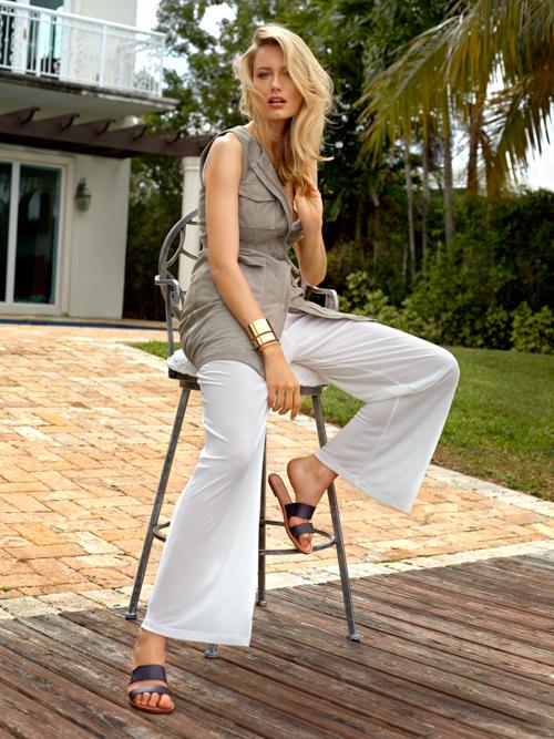 Henne-magazine. Renata Zanchi photoshoot in Miami