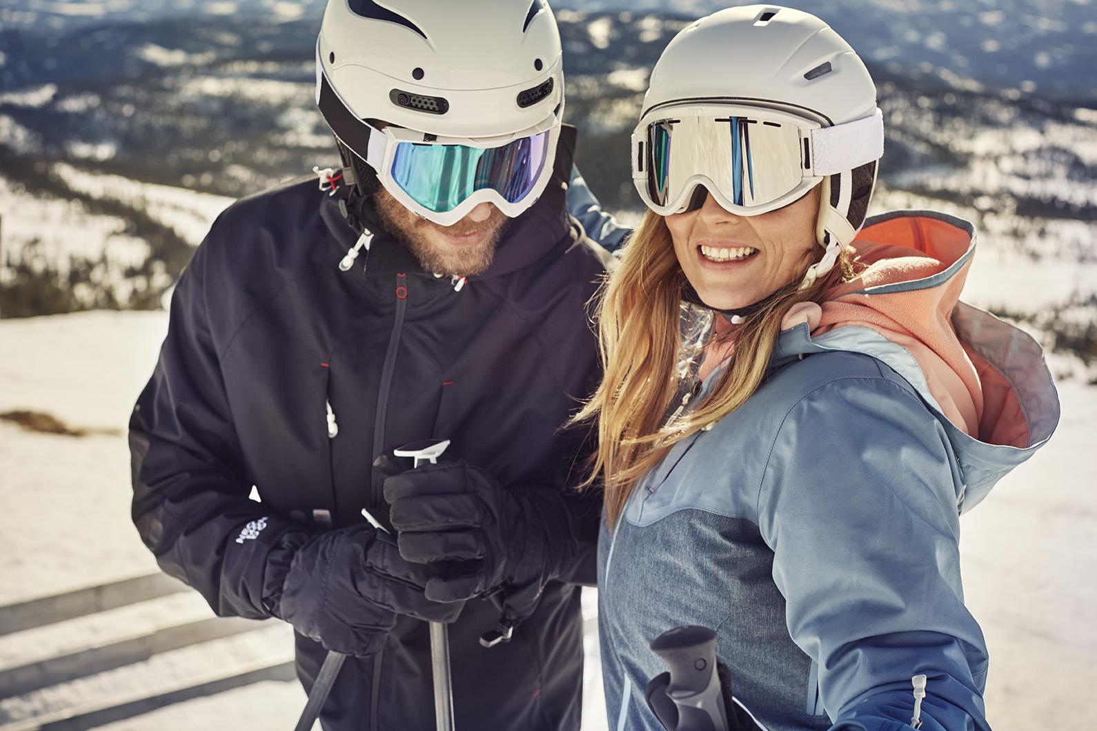 Ski Alpine Lifestyle Campaign shot in Norway for Neomondo/XXL