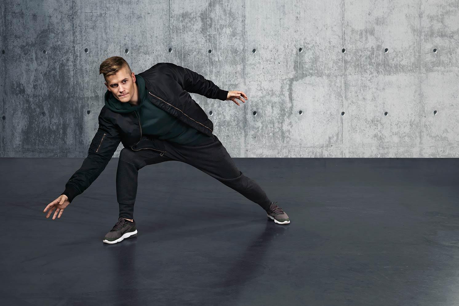 Reklamefotograf Stig Jarnes. Kunde: Playfinity Byrå: Panorama Design
