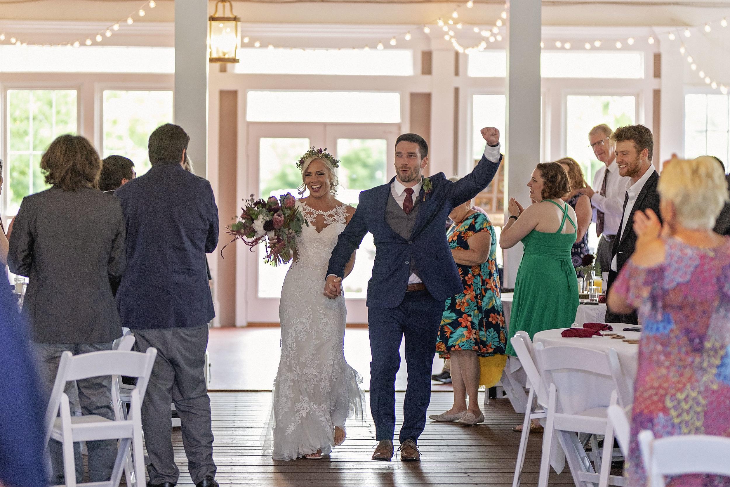 Weddings at Jerris Wadsworth Wedding Barn, Rochester New York