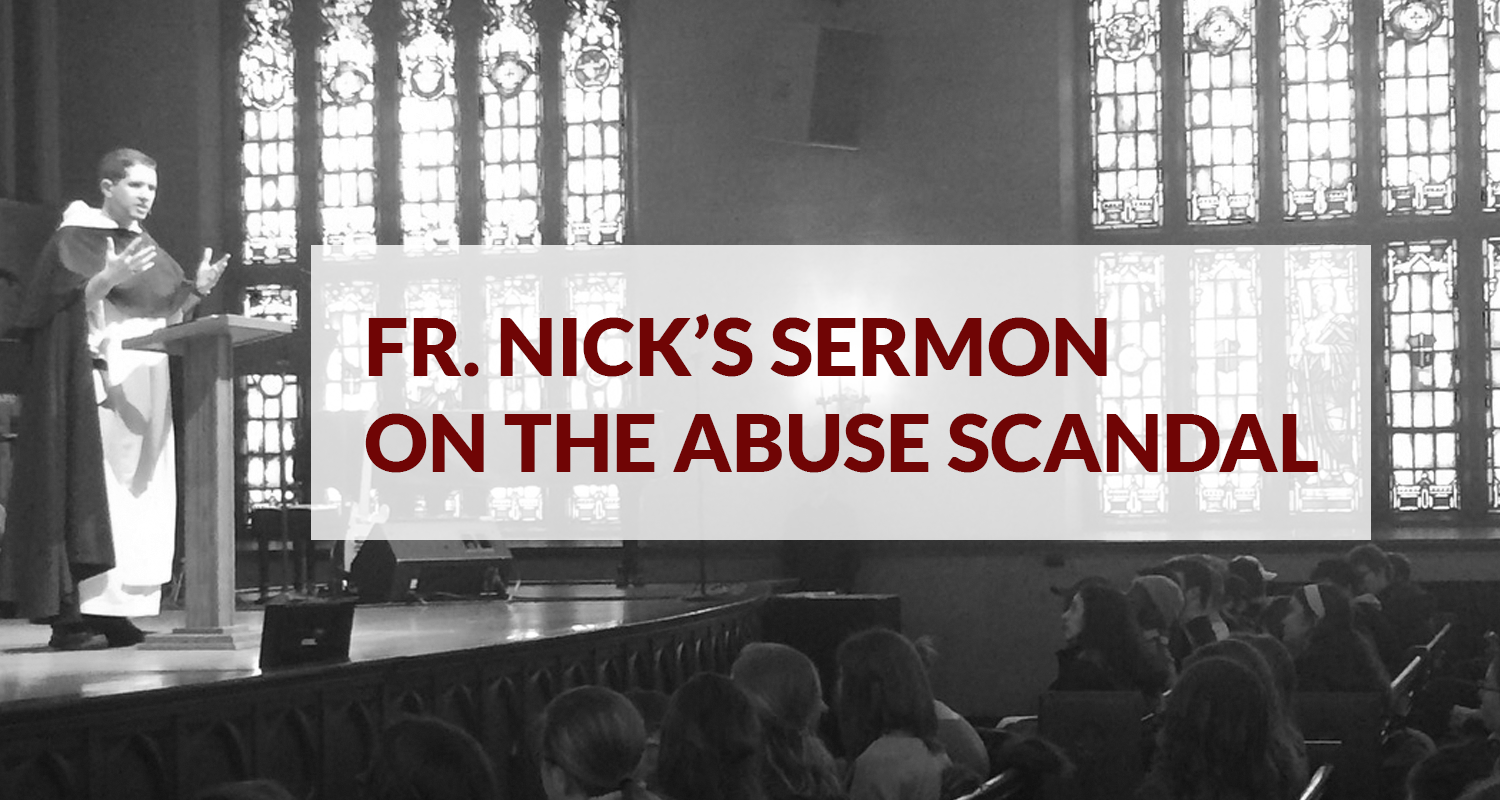 fr nicks sermon on abuse scandal.png