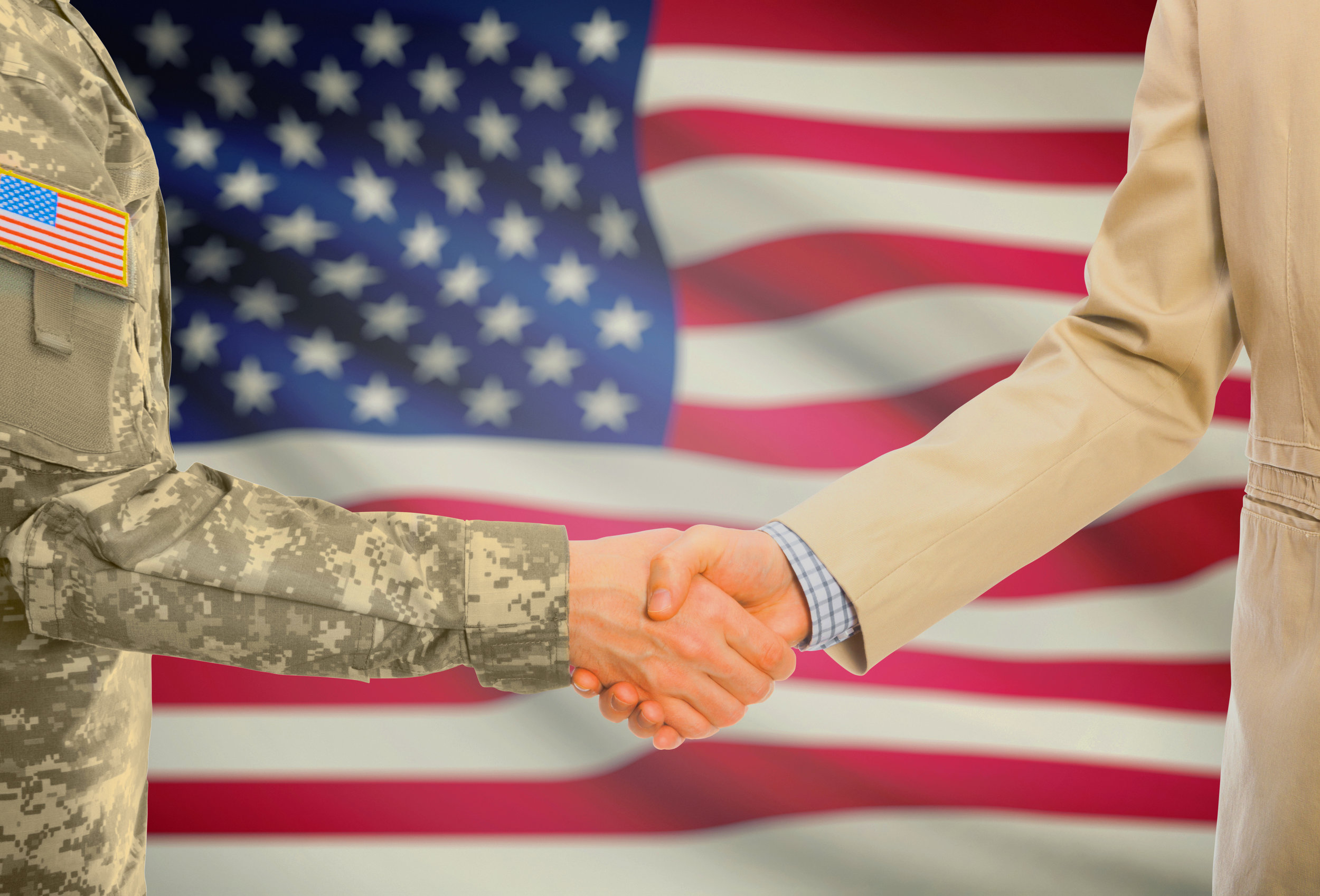 VETERANS   it's not just the right thing to do - it's good for your business   Learn More