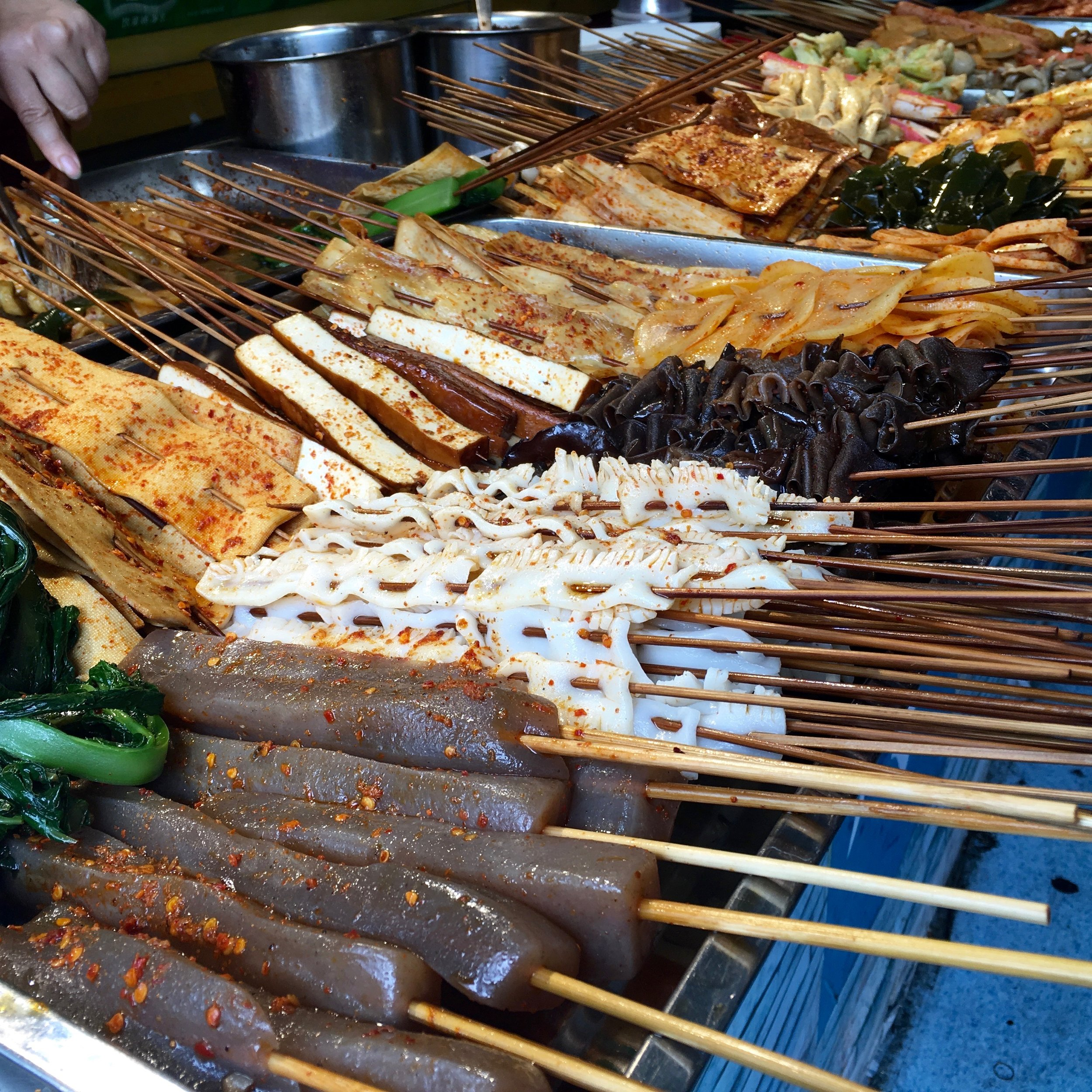 More skewered mysteries ready for the flame