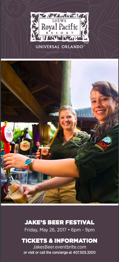 Chug! Chug! Get in on the Suds at Jake's Beer Festival