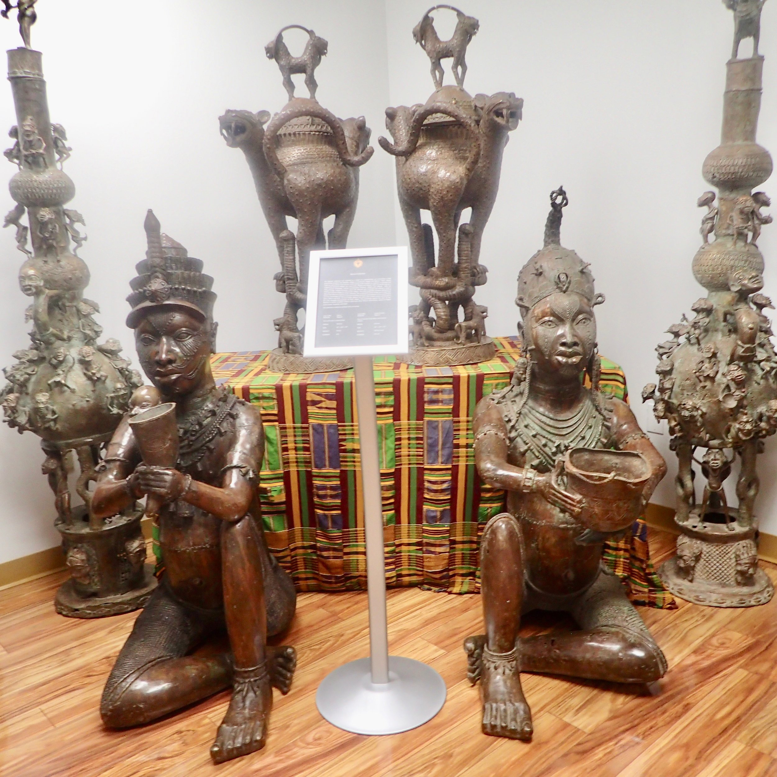 See African Tribal Art at Bronze Kingdom collection