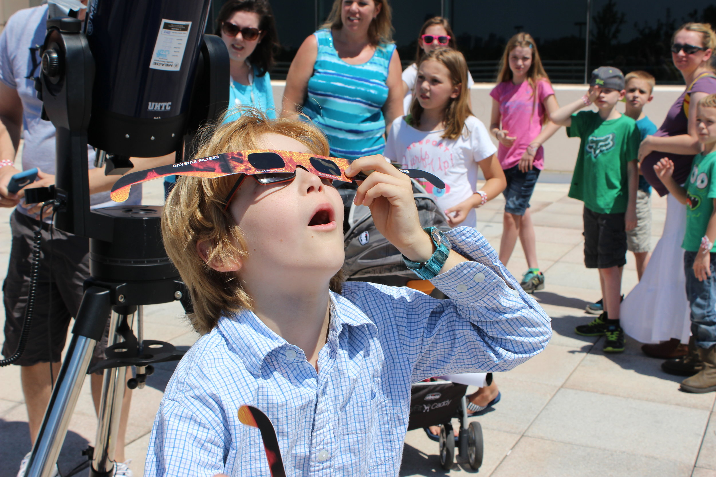 See the Eclipse at the Dr. Phillips Center