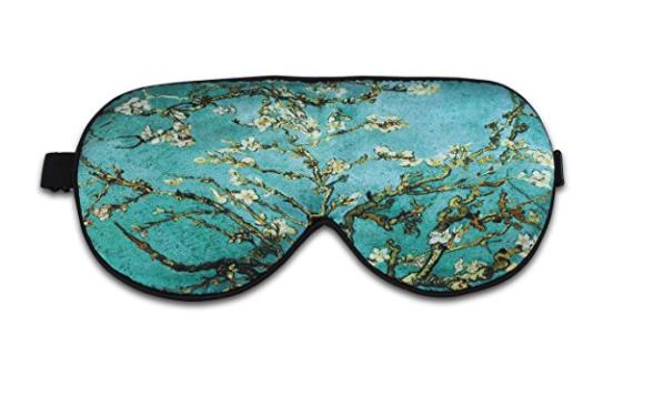Five gifts for a practical woman ALASKA BEAR Natural silk sleep mask