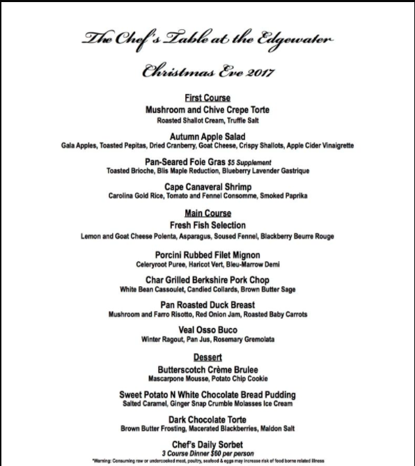 Where to Eat on Christmas in Orlando 2017 Chefs Table at the Edgewater.png