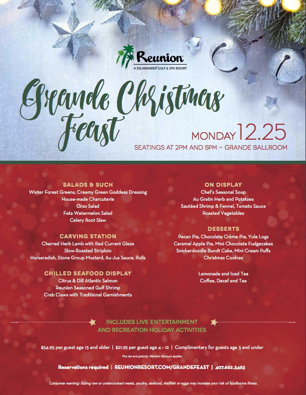 Where to Eat on Christmas in Orlando 2017 Reunion Resort.png