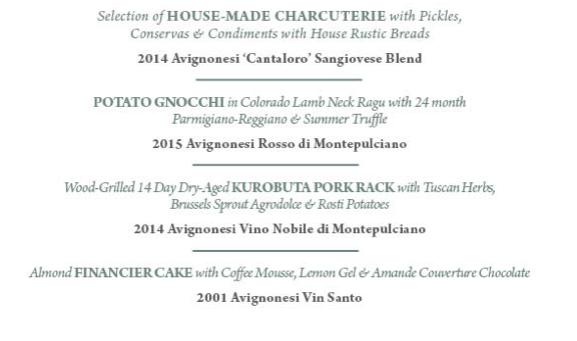 Tuscan Wine Dinner Featuring Avignonesi at 1921 by Norman Van Aken menu.png