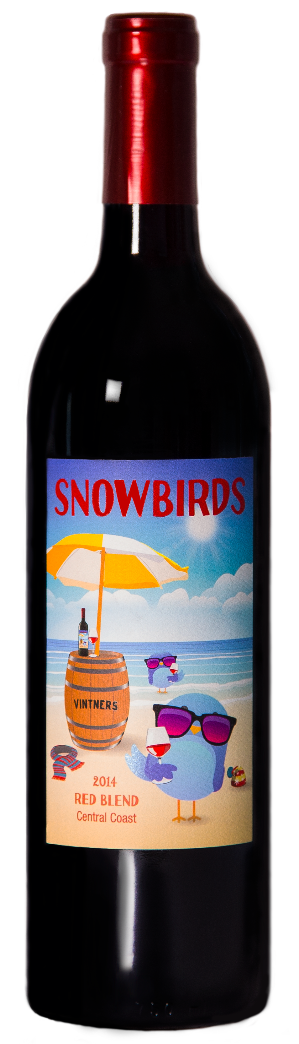 Snowbirds Vintners Will Participate in the Epcot Food and Wine Festival_Snowbirds Vintners Central Coast Red Blend-NB.png