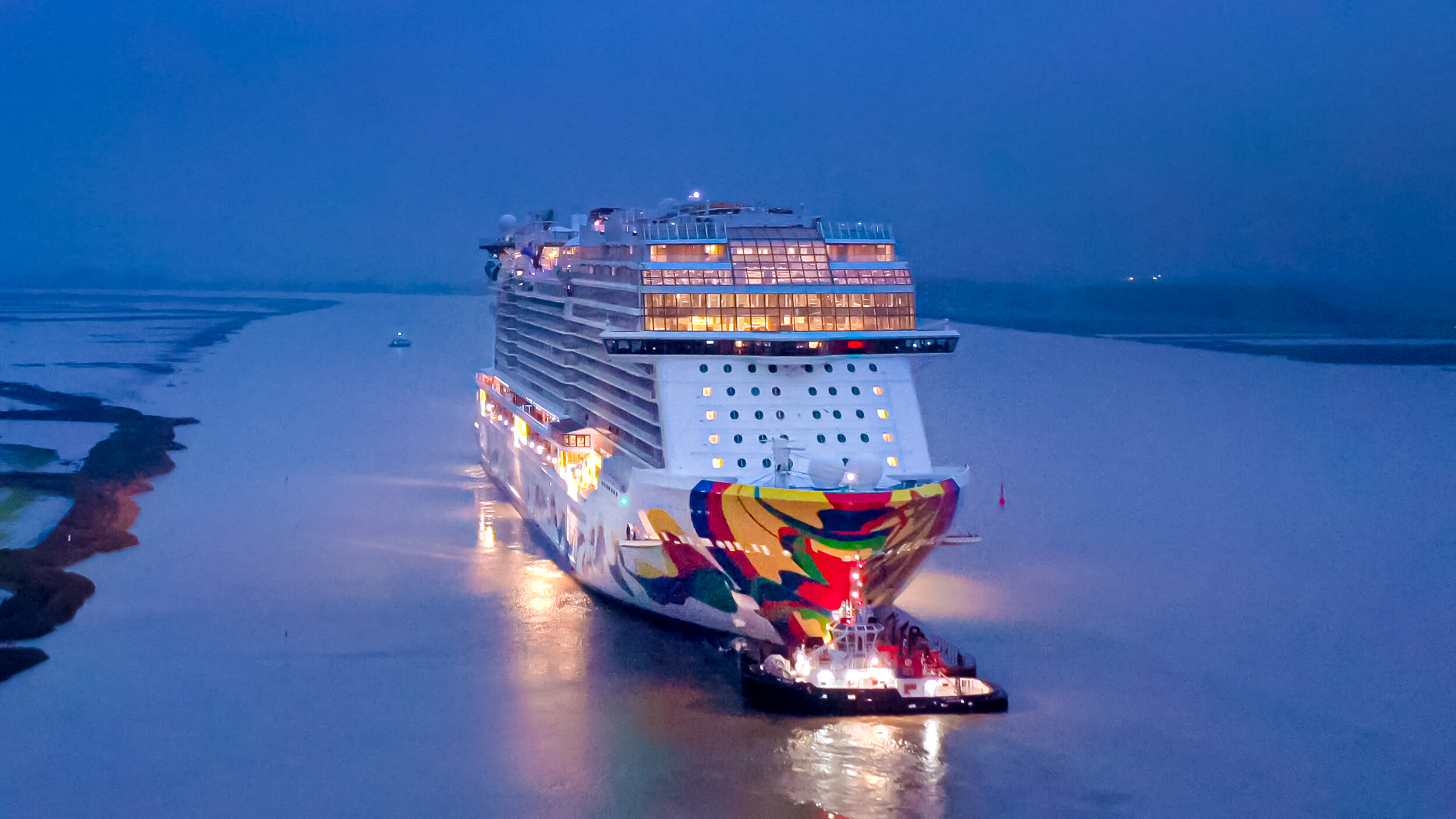 Find a New Way to Escape on the Norwegian Encore cruise ship.jpg