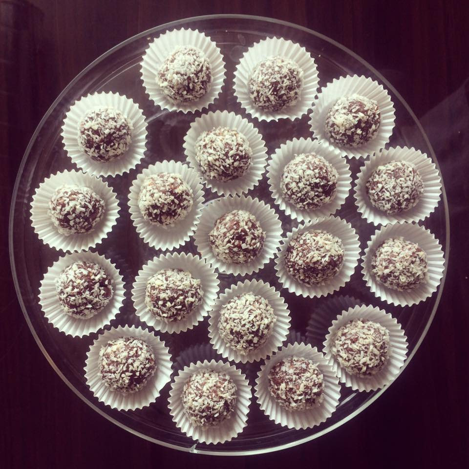 Have you tried our raw balls?
