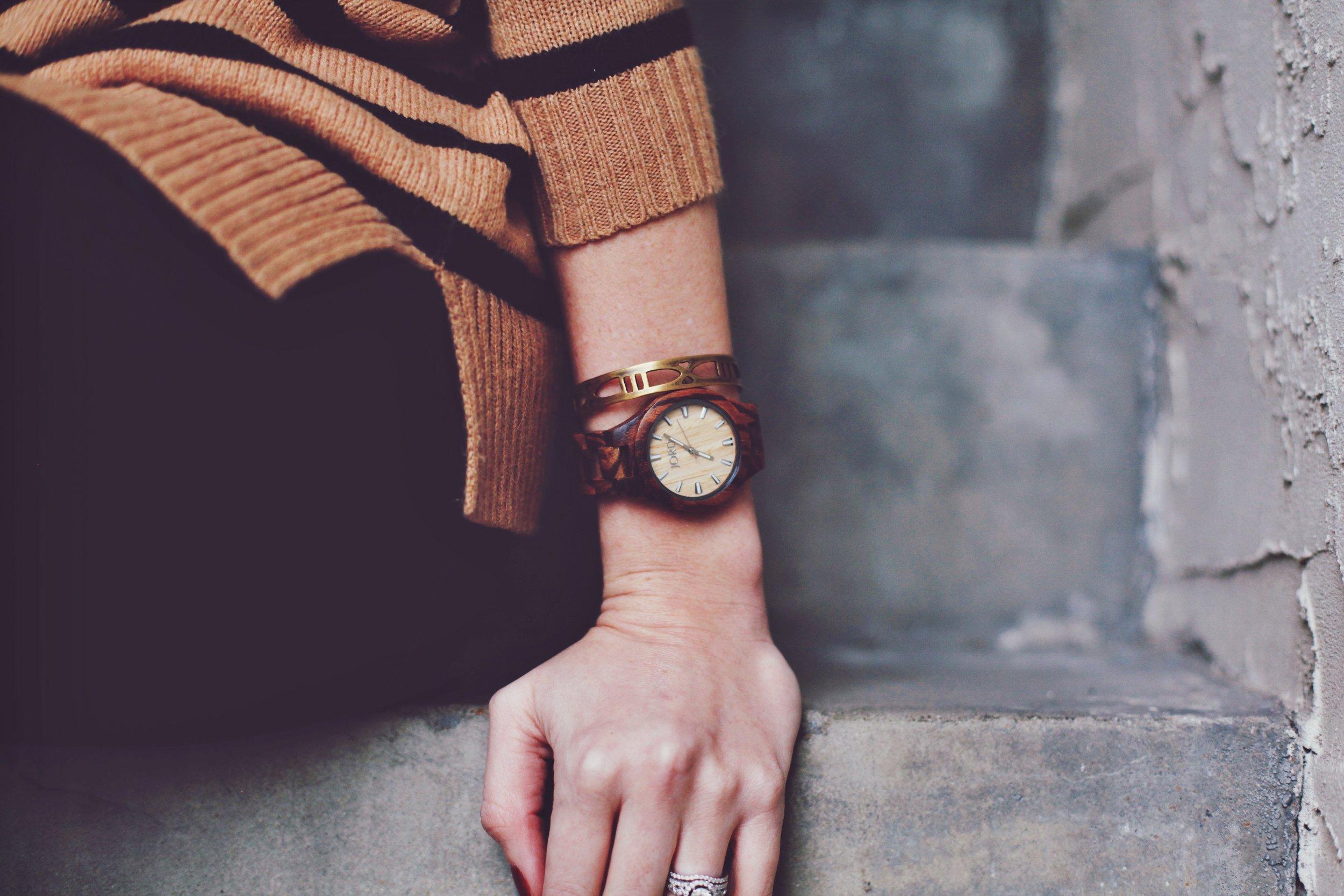 Fieldcrest watch