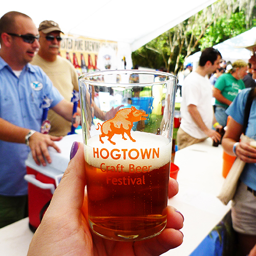 Hogtown Craft Beer Festival - courtesy   Visit Gainesville