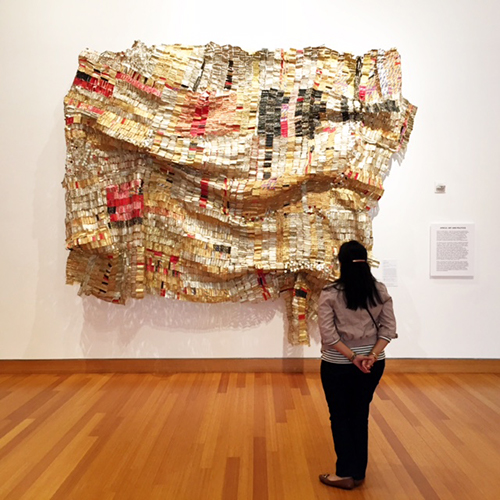 The Samuel P. Harn Museum of Art   - c  ourtesy  BUDA