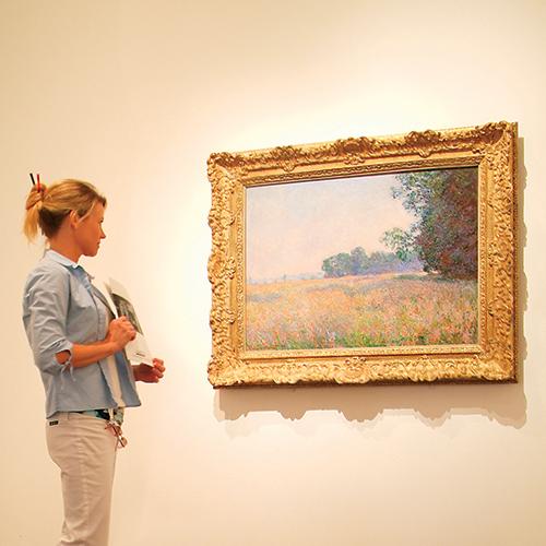 The Samuel P. Harn Museum of Art -courtesy  Visit Gainesville