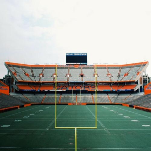 Ben Hill Griffin Stadium, courtesy Rafael Hernandez