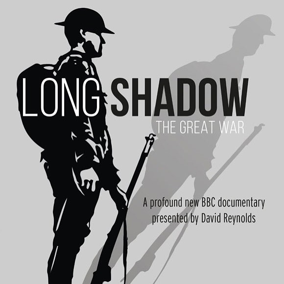 This weeks history documentary: Long Shadow - The Great War with David Reynolds. Check it out on Netflix. #historymatters #history #worldwarone #greatwar