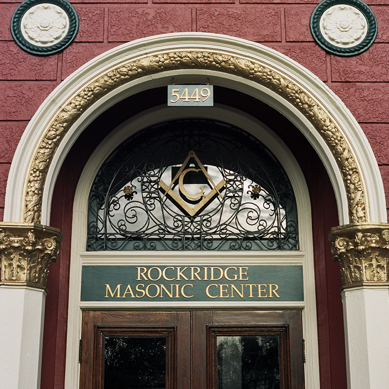 ROCKRIDGE MASONIC CENTER