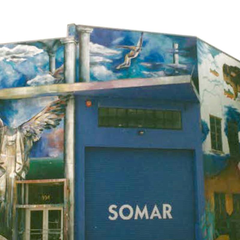 SOMA CULTURAL CENTER
