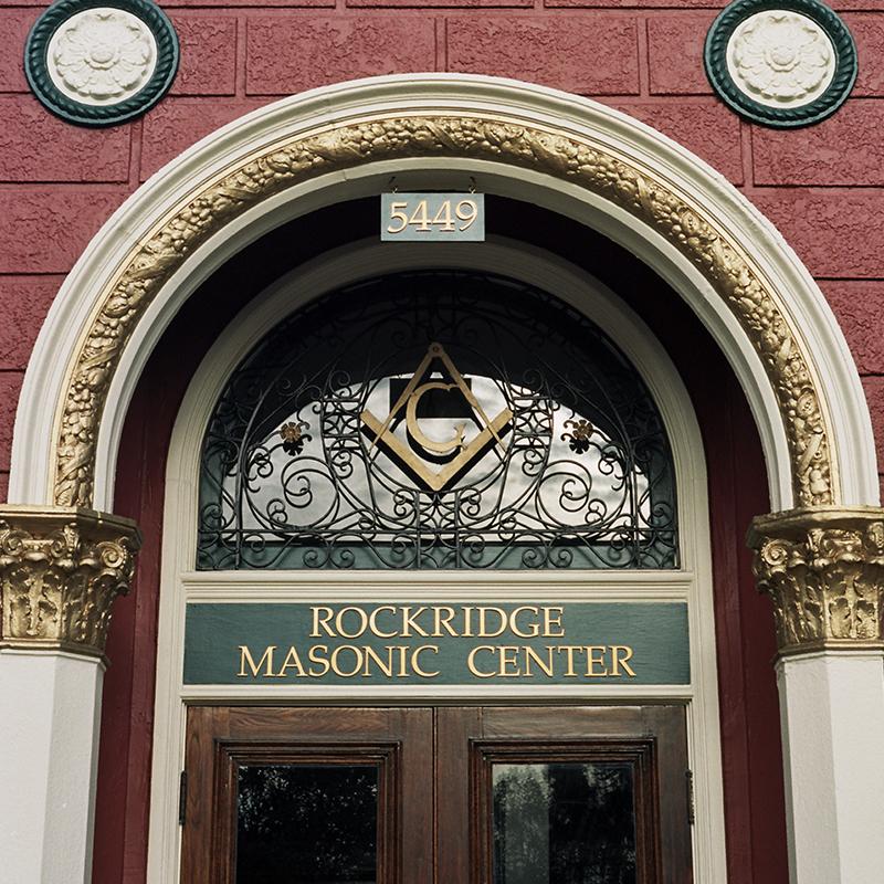 Rockridge Masonic Center