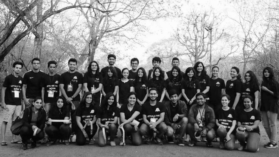 The Motopaws Pune Team
