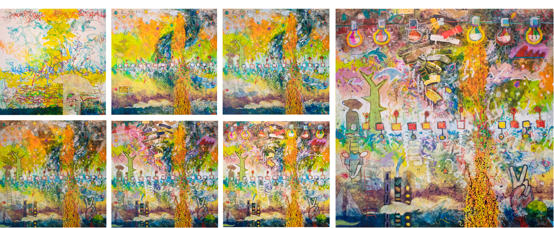 Fireflies & Charlie Soule, process