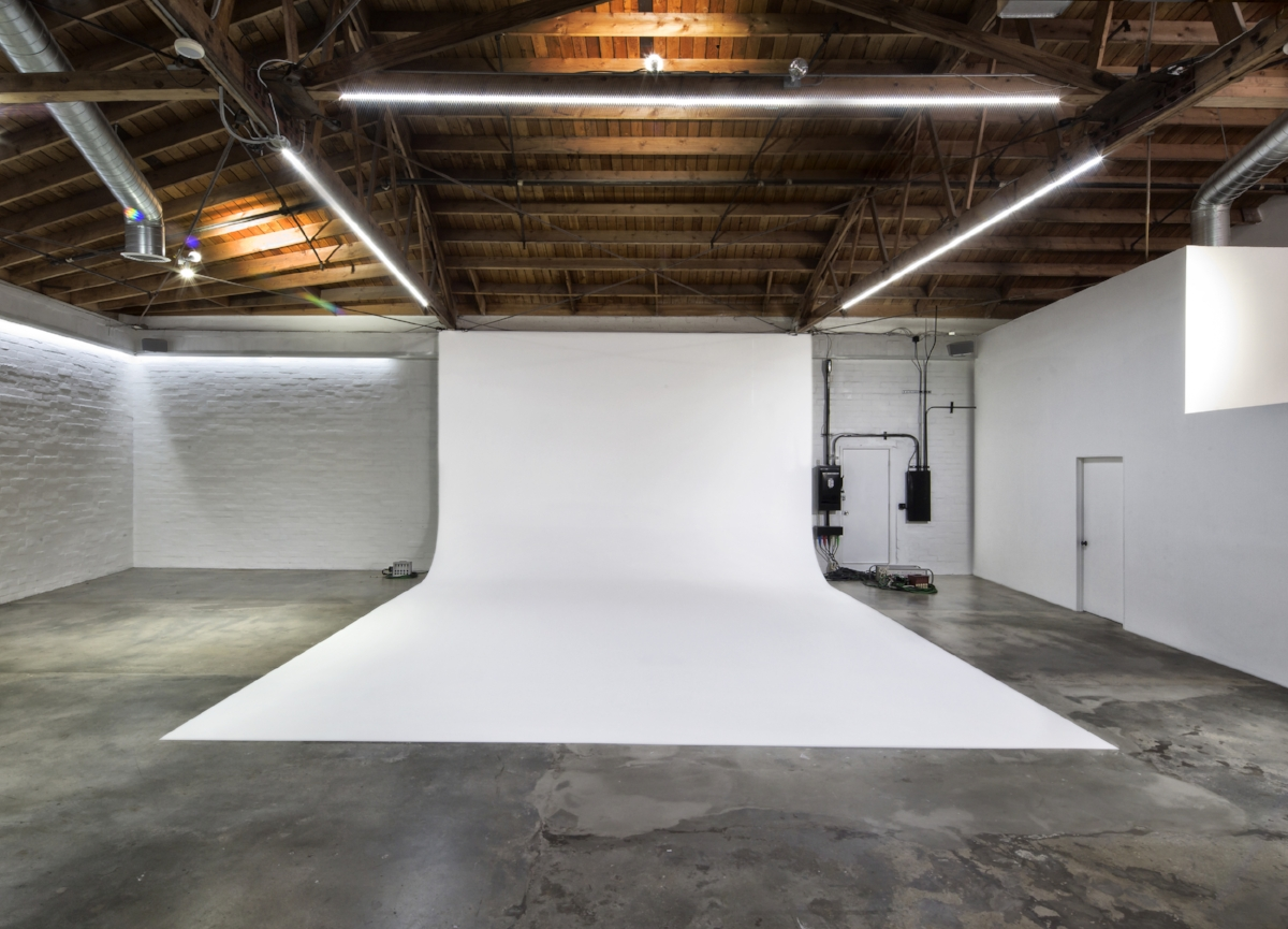 Edge Studios in Los Angeles, CA. One of the many photos studios available to book. Learn more about this studio by visiting  Space For Arts.