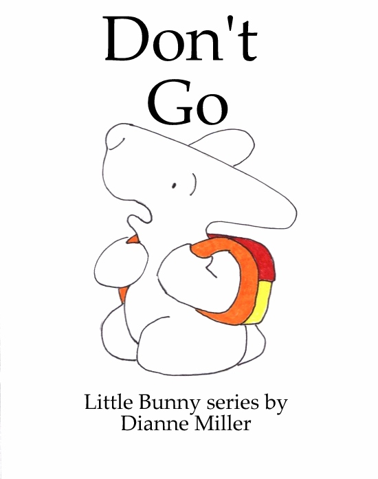 Click on the  Don't Go  cover above to purchase the eBook.