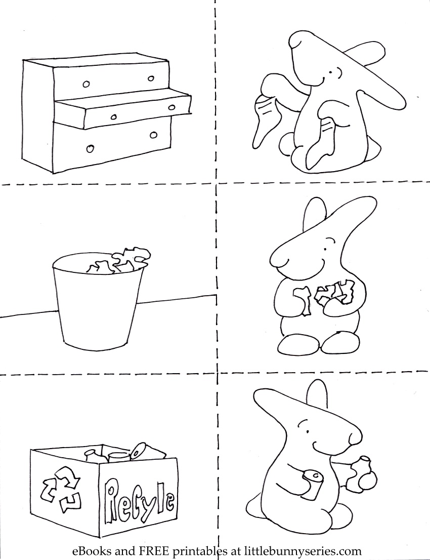 Click on the above image for a PDF of the Clean Up, 3 in 1 Printable.