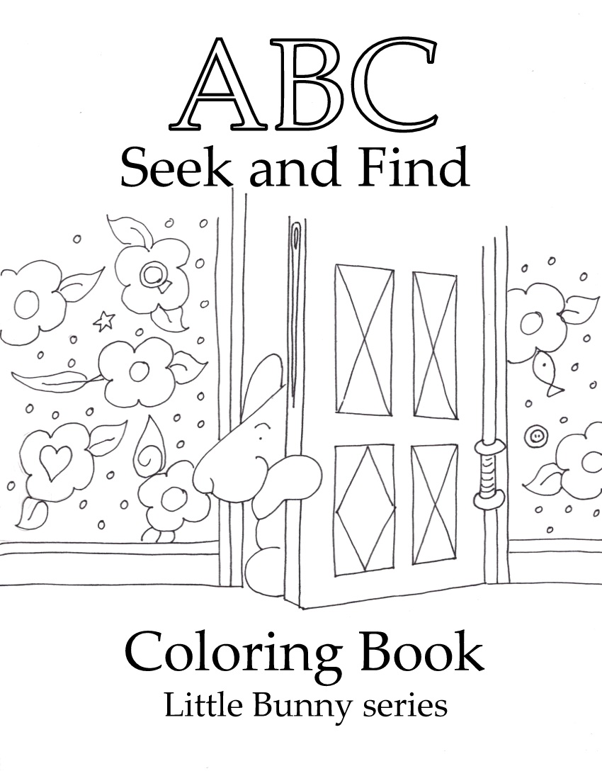 Click on the above image for the Alphabet Seek and Find Coloring Book PDF.  You can find the individual letter Seek and Finds under the heading Printables and go to Seek and Finds.